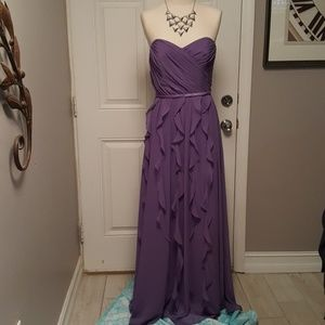 Strapless Alfred Angelo Prom Dress Size 8